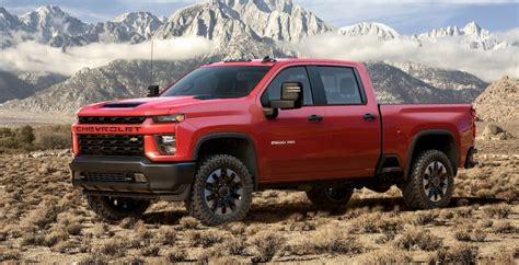 2020 Chevrolet 6 6 Gas by Chevrolet Previews The 2020 Chevy Silverado Hd With Images