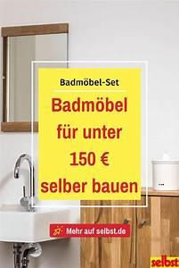 Badmöbel Selber Bauen : badm bel set selber machen badezimmer selber bauen ~ A.2002-acura-tl-radio.info Haus und Dekorationen