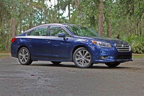 subaru legacy driven review top speed