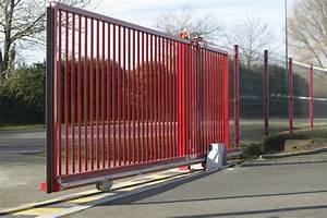 Portail Battant 5 Metres : portails coulissants tous les fournisseurs portail coulissant automatique portail ~ Nature-et-papiers.com Idées de Décoration