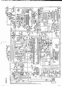 Roadstar Ctv552 Tv D Service Manual Download  Schematics  Eeprom  Repair Info For Electronics