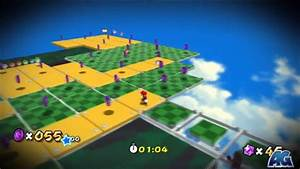 Super Mario Galaxy 2 - Mario Squared Galaxy - Prankster ...