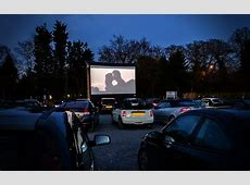 Saturday night at the movies the rise of UK drivein cinema