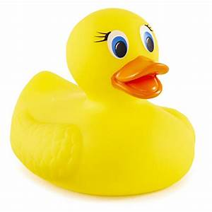 Classic Yellow Rubber Ducky By Schylling