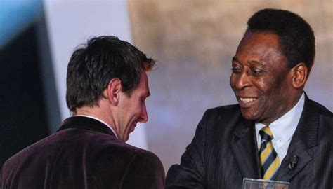 Messi equals Pele's record of most goals for one club ...