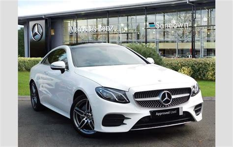 Unfollow mercedes c class coupe 2019 to stop getting updates on your ebay feed. Mercedes E Class E 220 D AMG LINE PREMIUM White 2019   Ref: 6924186