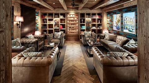 cigar lounge   burg vital resort