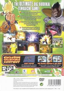 Dragonball Z Budokai Tenkaichi 3 For Playstation 2
