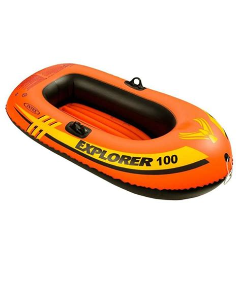 Orange Boat by Blazon Orange Boat Pool Accessories Buy Blazon Orange