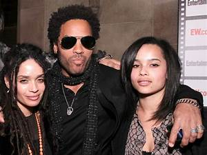 Lenny Kravitz says his father influenced his divorce from ...