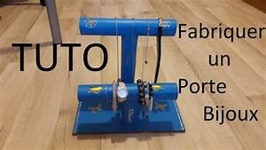 Fabriquer Un Porte Bijoux : fabriquer son porte bijoux tuto youtube ~ Melissatoandfro.com Idées de Décoration