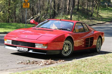 Founded by enzo ferrari in 1939 out of the alfa romeo race division as auto avio. Sir Elton John's Birthday Gift - Ferrari Testarossa Up For Sale - eXtravaganzi