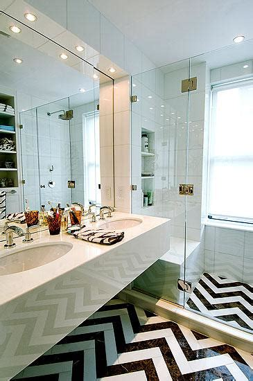 chevron bathroom ideas chevron bathroom contemporary bathroom christina murphy interiors
