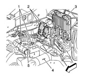 Ecm Wiring Diagram For 2008 Chevy Colorado by 2011 Equinox Battery Location Wiring Source