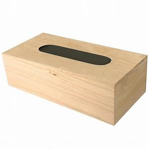 Boite Mouchoir Bois : boite mouchoirs en bois avec fond boite mouchoir creavea ~ Teatrodelosmanantiales.com Idées de Décoration