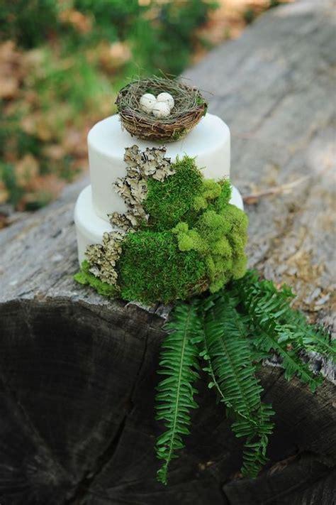 inspiring  fresh spring woodland wedding ideas