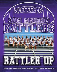 2014 San Marcos High School Football Program by Digital ...