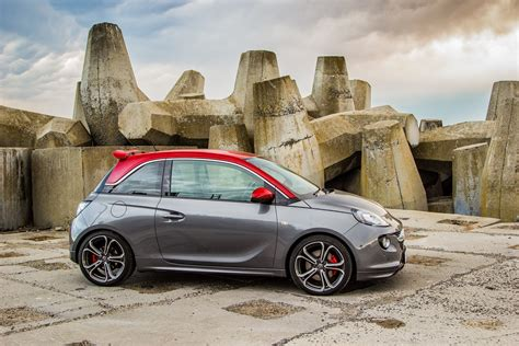Opel Car : Opel Adam S (2016) Review
