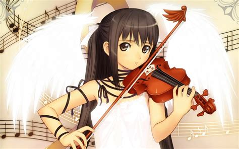 Violin Wallpaper Anime - anime violin hd desktop wallpaper instagram