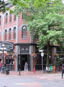 Wandering through gastown destinations detours and dreams for Lamplighter gastown