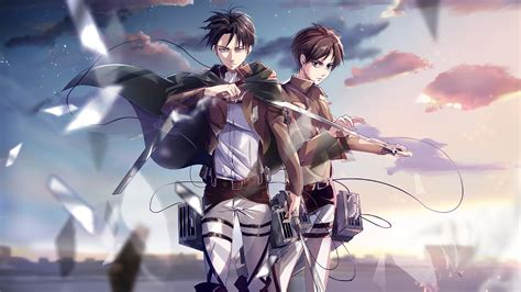 attack  titan shingeki  kyojin   hd wallpaper