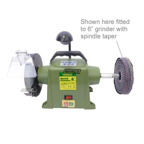 Bench Grinder Attachments by Polishing Attachment Polisher Wheel Mop 6 Quot Bench Grinder