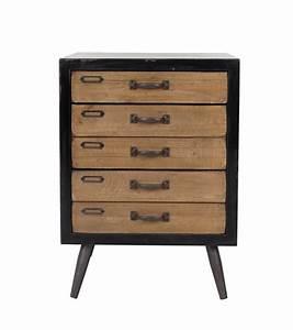 Kommode 2 M Lang : vintage kommode mit schubladen cabinet sol m von dutchbone ~ Bigdaddyawards.com Haus und Dekorationen