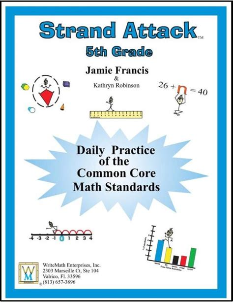 5th grade common math worksheets