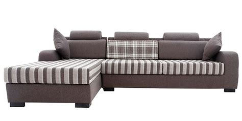 Buy Ontario Rhs Three Seater Sofa Set And Divan By Looking