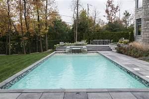 Realisations de piscines creusees en beton piscine for Photo amenagement paysager exterieur 6 realisations de piscines creusees en beton piscine