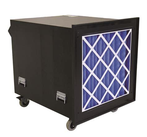 negative pressure air unit ams  negative air