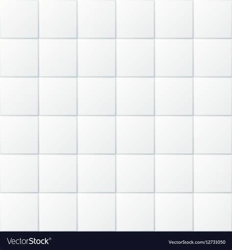 Kitchen Bathroom Tiles by White Bathroom Tiles Ceramic Kitchen Floor Vector Image