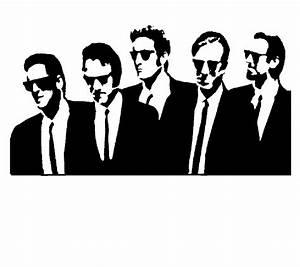 Reservoir Dogs Stencil | Tatoos | Pinterest