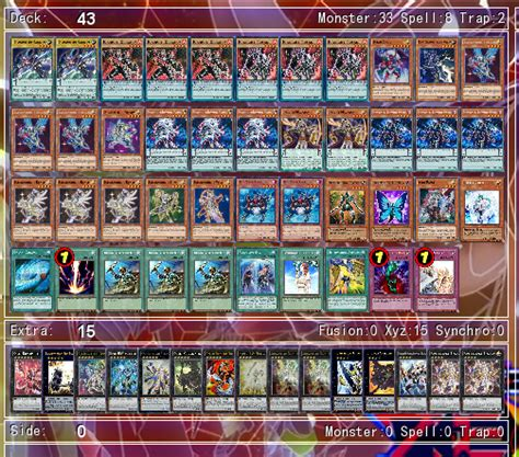 Best Pendulum Deck 2015 by Best Collection Deck Ygopro V3 August 2015 Zona Kuantum