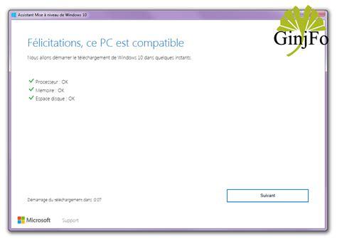 si鑒e de microsoft windows 10 comment mettre à jour pc avec la dernière version disponible ginjfo