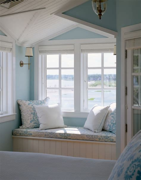 decorating corner window curtain designs corner windows with spotted from the 39 s nest house tour cape cod