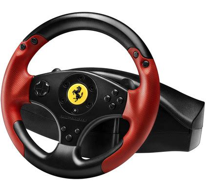 thrustmaster ferrari red legend edition coolblue