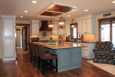 Starlite Kitchen And Bath by Fieldstone Cabinetry Remodel Eclectic Kitchen Grand