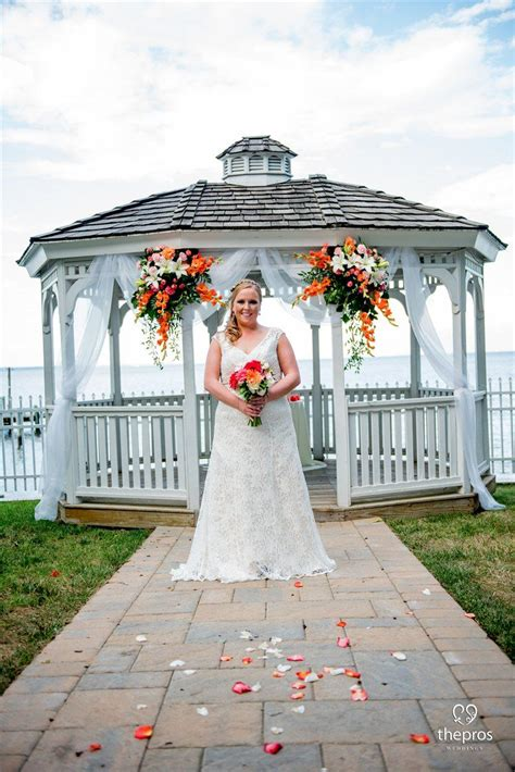 Premier Maryland Waterfront Venue for Weddings Receptions