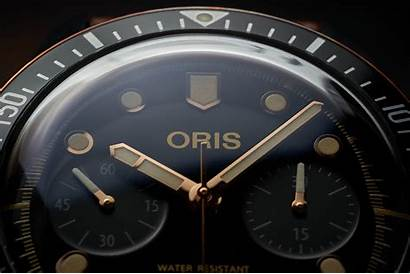 Oris Divers Chronograph Chrono Watchclicker Bico