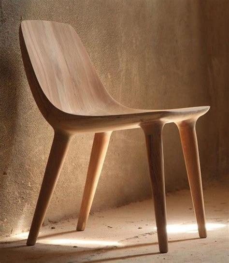 Design Stuhl Holz by Best 25 Wood Chair Design Ideas On Chair