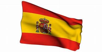 Flag Spain Cartoon Espana Vid Prev Bandera