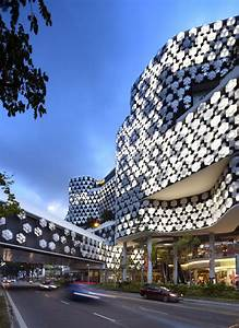 iluma retail development in singapore idesignarch