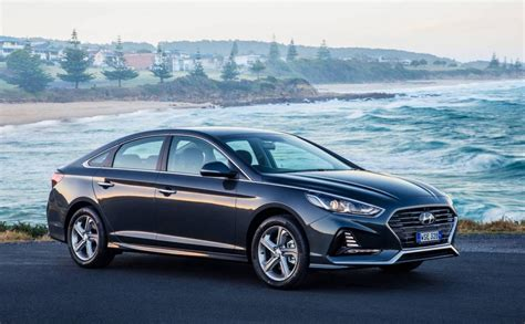 2018 hyundai sonata now sale in australia 8spd auto for flagship performancedrive