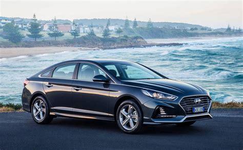2018 Hyundai Sonata Now On Sale In Australia, 8spd Auto