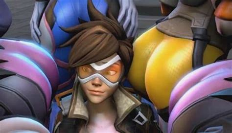 All The Girls Overwatch Know Your Meme