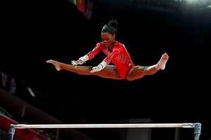 Will Gabby Douglas be golden again on the uneven bars ...