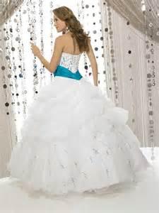 robe de mariã e marseille pas cher robe de mariage bleu et blanc