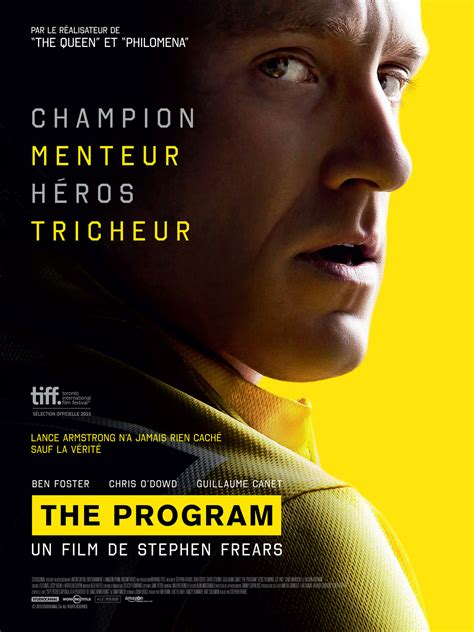 The Program - film 2015 - AlloCiné