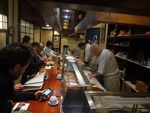 Restaurant Japonais Tours : tsukizi restaurant japonais paris 6e tsukizi comme ~ Nature-et-papiers.com Idées de Décoration